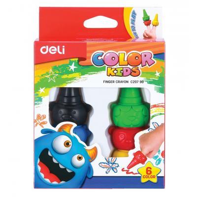 Zsírkrétakészlet - Color Kids / 6db
