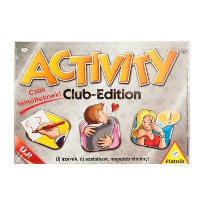 Activity Club-Edition társasjáték, csak felnőtteknek