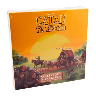 Catan Kereskedők és Barbárok társasjáték