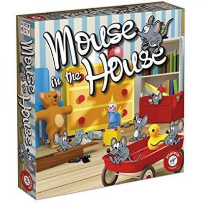 Mouse in the House - Egér a házban társasjáték