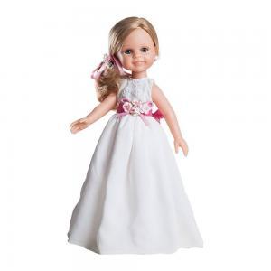 Claire menyasszonyi ruhás játékbaba, 32 cm