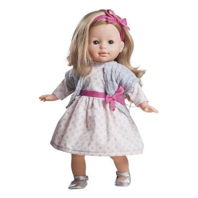 Conchi Angyali arcú játékbaba, 37 cm