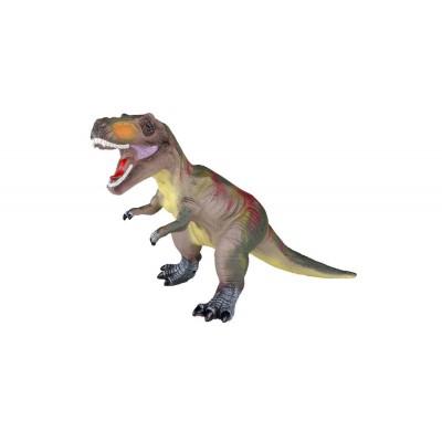 Nagy TYRANNOSAURUS dinó játékfigura 43,5 cm