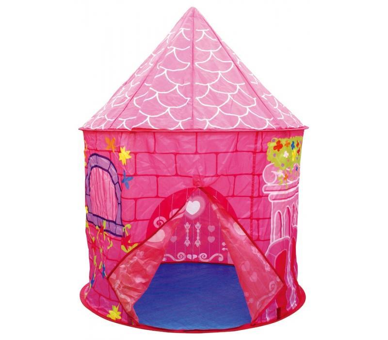 Hercegnő kastély gyermek játszósátor 2020