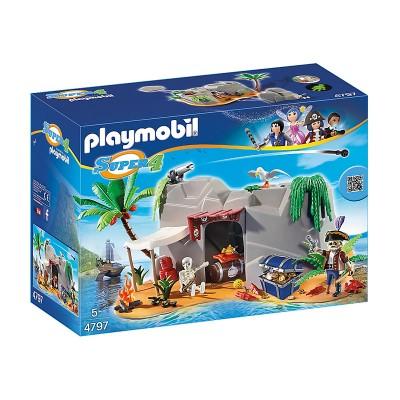Playmobil 4797 - Kincses Kalózbarlang