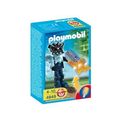 Playmobil 4849 - Templomőr narancssárga fegyverrel