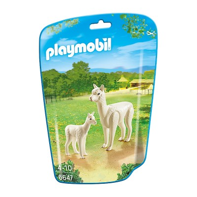 Playmobil 6647 - Alpakák