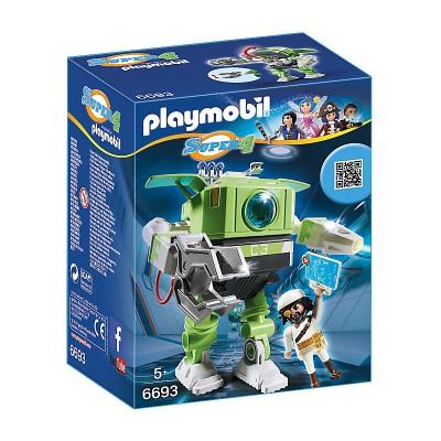 Playmobil 6693 - Cleano robot