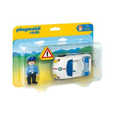 Playmobil 6797 - Rendőrautó