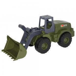 Játék katonai markológép, 31 cm