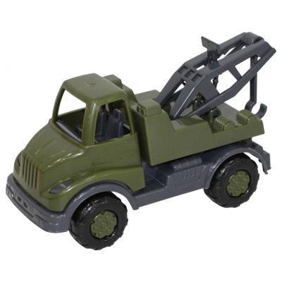 Katonai vontató autó, 18 cm