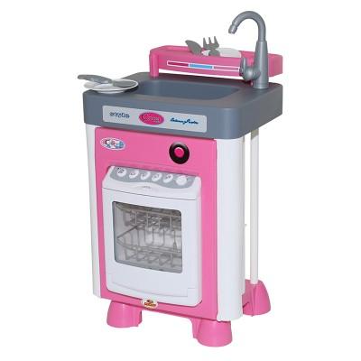 Carmen játék elektromos mosogatókészlet