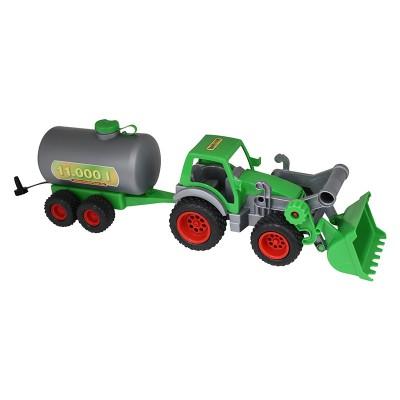 Farmer benzinszállító traktor 57cm