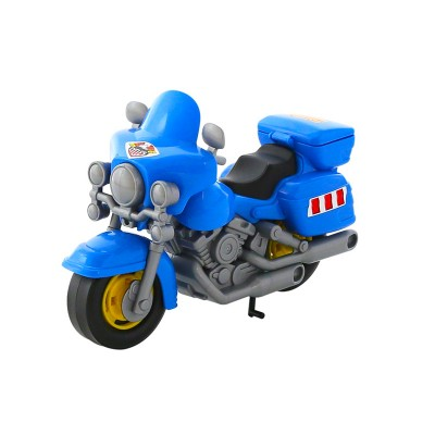 Harley rendőrségi motor