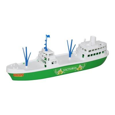 Victoria játék teherszállító hajó