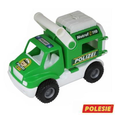 Játék rendőrautó, 24 cm
