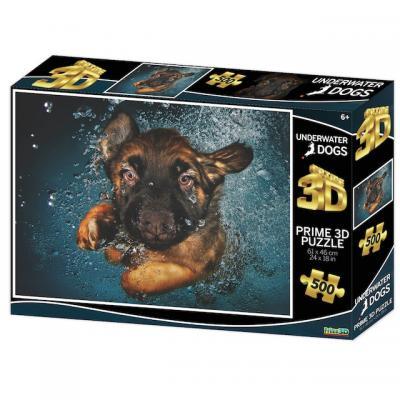 Ramona 3D puzzle, 500 darabos