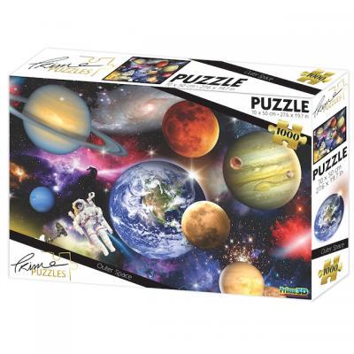 Világűr puzzle, 1000 darabos