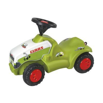 Claas lábbal hajtós mini traktor