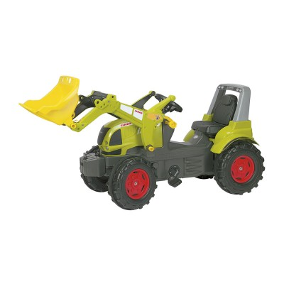 Rolly FarmTrac Claas Arion 640 pedálos markolós traktor