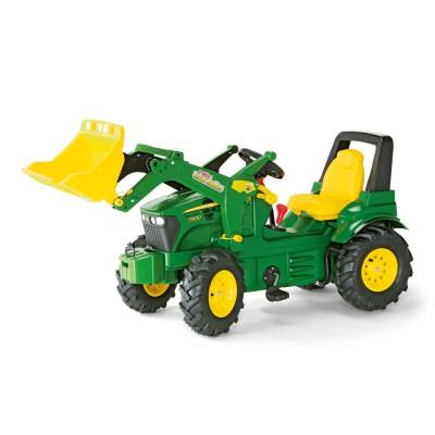 Rolly FarmTrac John Deere 7930 pedálos markolós traktor