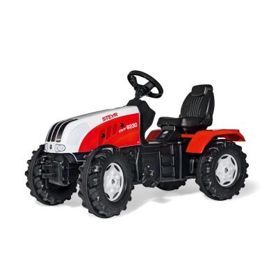 Rolly FarmTrac Steyr CVT 6230 pedálos traktor