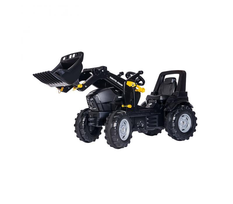Rolly Farmtrac Deutz Agrotron TTV Warrior traktor