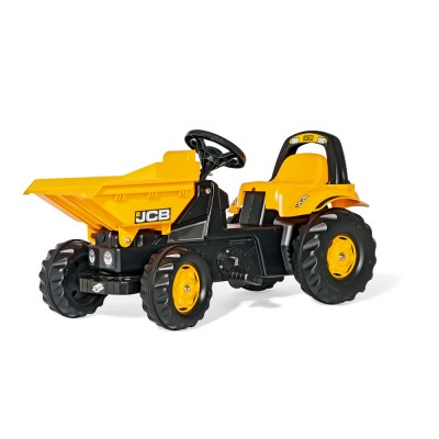 Rolly Kid JCB pedálos dömper