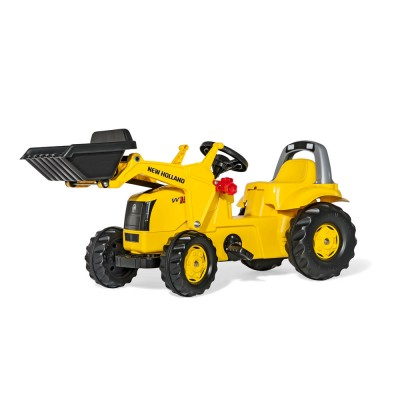 Rolly Kid New Holland Construction pedálos markolós traktor