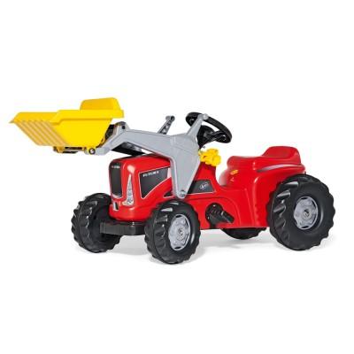 Rolly Kiddy Futura pedálos markolós traktor