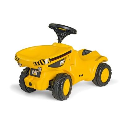 Rolly Minitrac CAT lábbal hajtós mini dömper