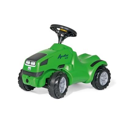 Rolly Minitrac Deutz-Fahr Agrokid lábbal hajtós mini traktor