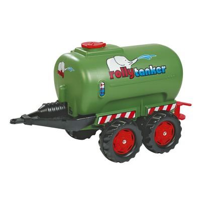Rolly Trailer Tanker tartályos utánfutó zöld