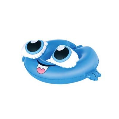 Állatfigurás úszóöv, kék hal
