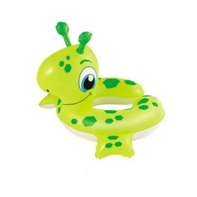 Állatfigurás úszóöv, zöld dínó