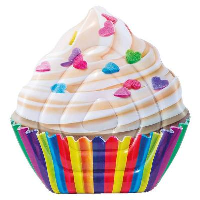 Cupcake strandmatrac 142x135 cm
