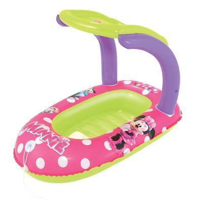 Disney Minnie egér napellenzős csónak 112 cm