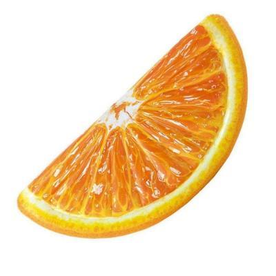 Narancsszelet strandmatrac 178x85 cm