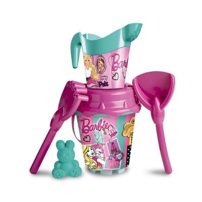 Barbie homokozókészlet, locsolókannával