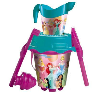 Disney Hercegnők homokozókészlet, locsolókannával