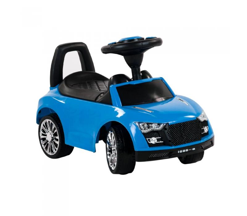 Autós bébitaxi, kék