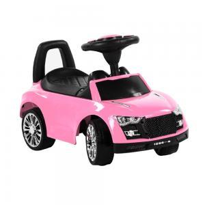 Autós bébitaxi, rózsaszín