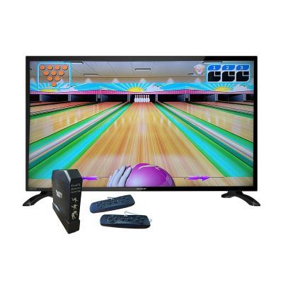 TV-re és monitorra csatlakoztatható nagyfelbontású SMART MiWii vezeték nélküli HD játékkonzol, 562 játékkal (HDMI kábellel rendelkező)