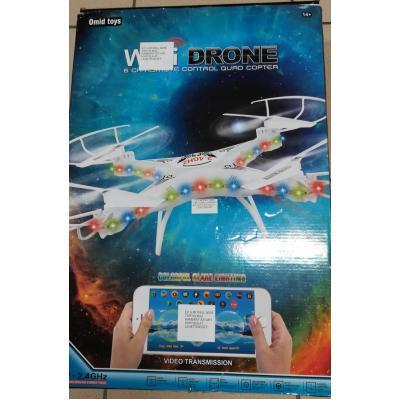Quadrocopter drón, 30 cm