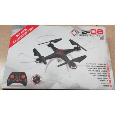 2F08 Quadrocopter drón, 24 cm