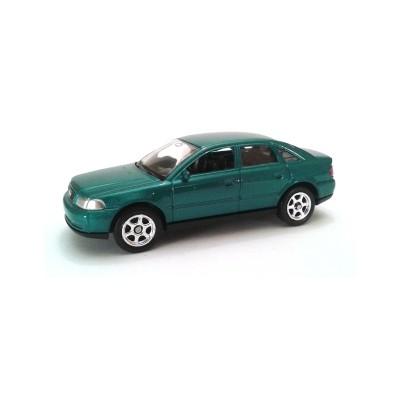 Welly Audi A4 kisautó, 1:60-64