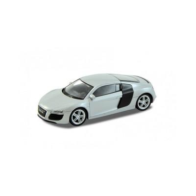 Welly Audi R8 autó, 1:43