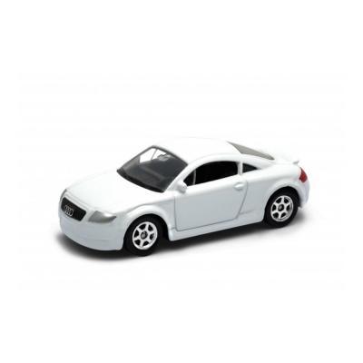 Welly Audi TT fehér kisautó, 1:60-64