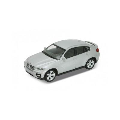 Welly BMW X6 autó, 1:43