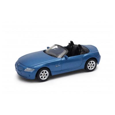 Welly BMW Z4 kék kisautó, 1:60-64